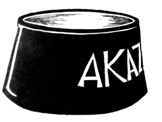 The Bowl of Akaz by Andrew M. Reichart